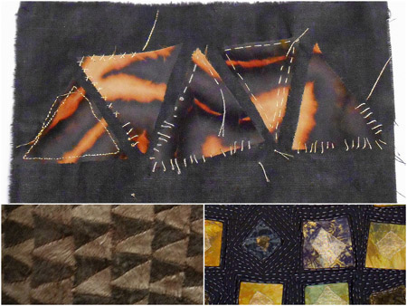 kintsugi meets textile mending web