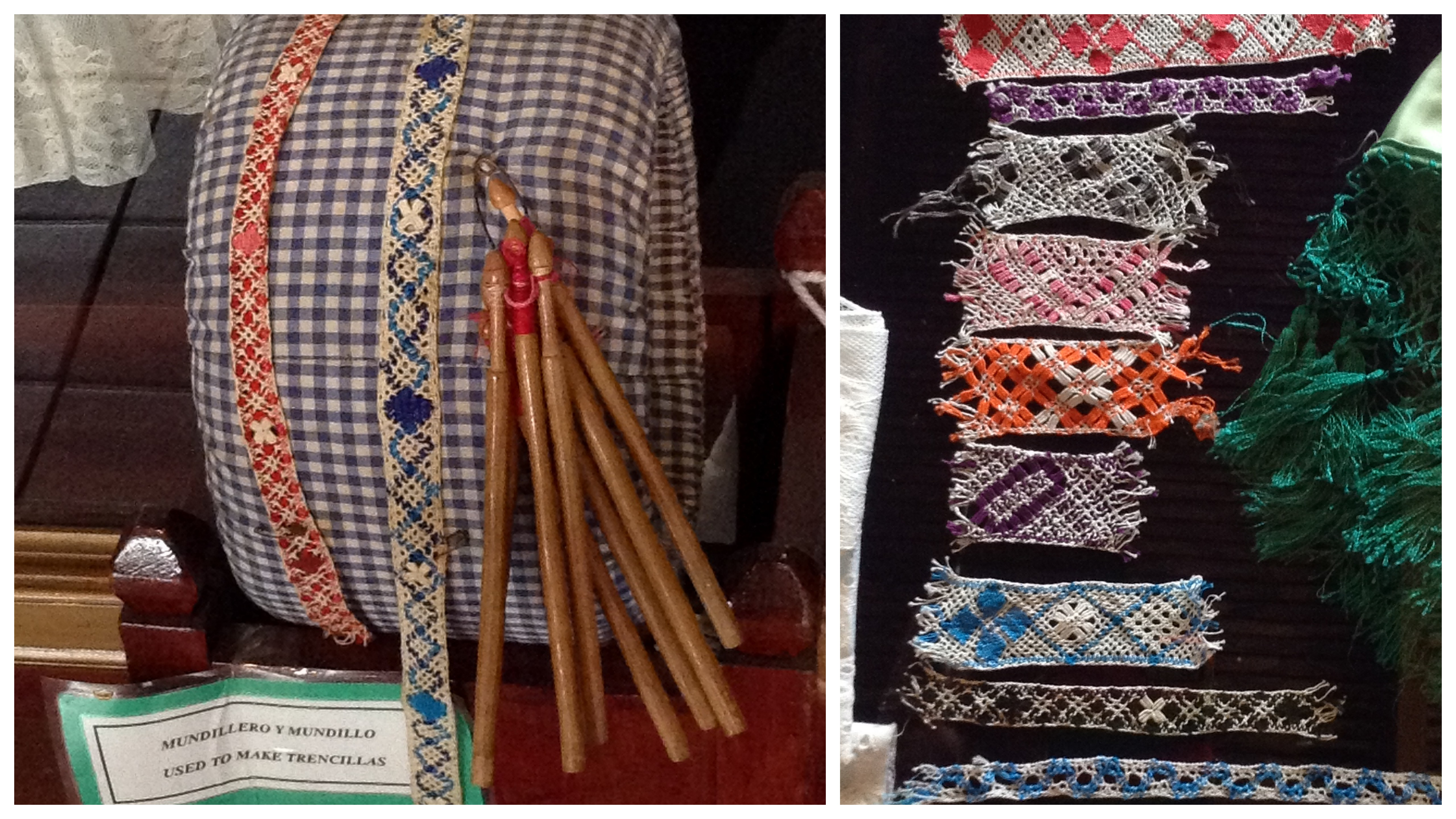 Panama - textiles at La Pueblita ANCONA1