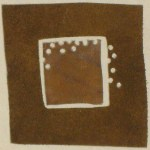 leather square within a square