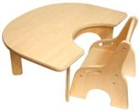 Montessori Materials Toddler Table