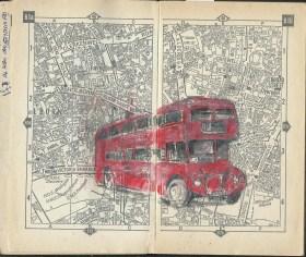 A-Z london bus
