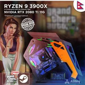 ryzen 9 custom pc