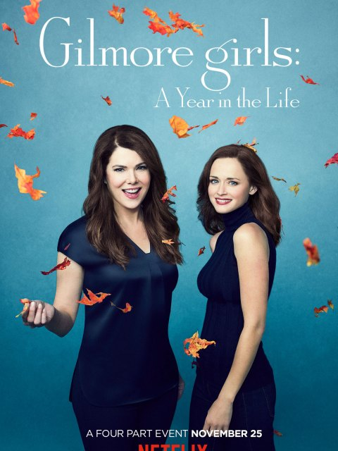 A Literary Feast -- Gilmore girls revival