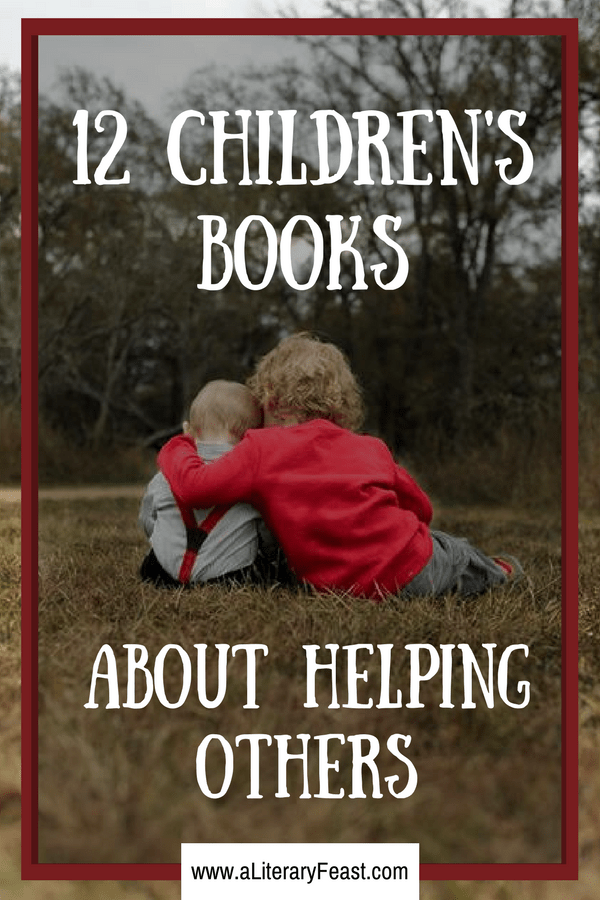 12 Children's Books about Helping Others | How to help Houston after Hurricane Harvey in Texas | Book List