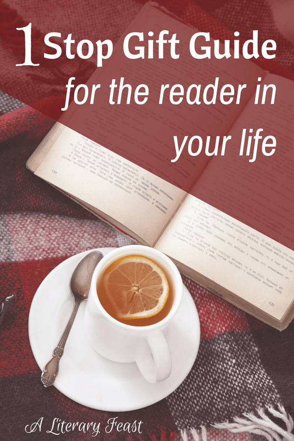 The Best Gift Guide for the Reader in Your Life | book gifts | literary gifts | Christmas | #shopping #Christmas #bookgifts