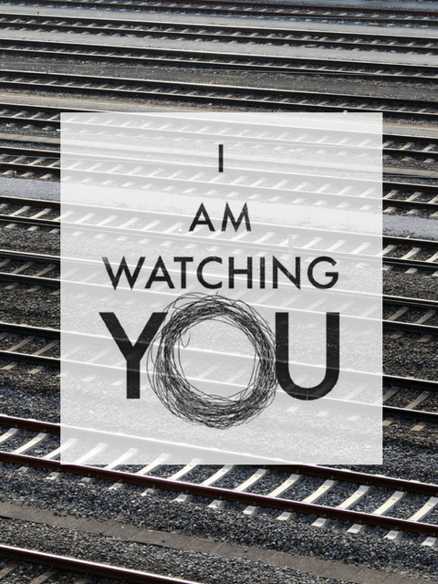 A Literary Feast | book review of I Am Watching You by Teresa Driscoll | psychological thriller | quick reads | plum slice pudding | Budapest desserts