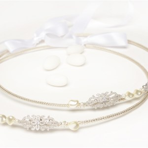Cherish Stefana Wedding Crowns