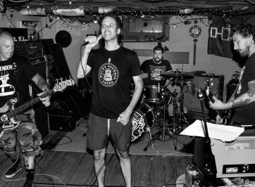 the bouncing souls garage concert
