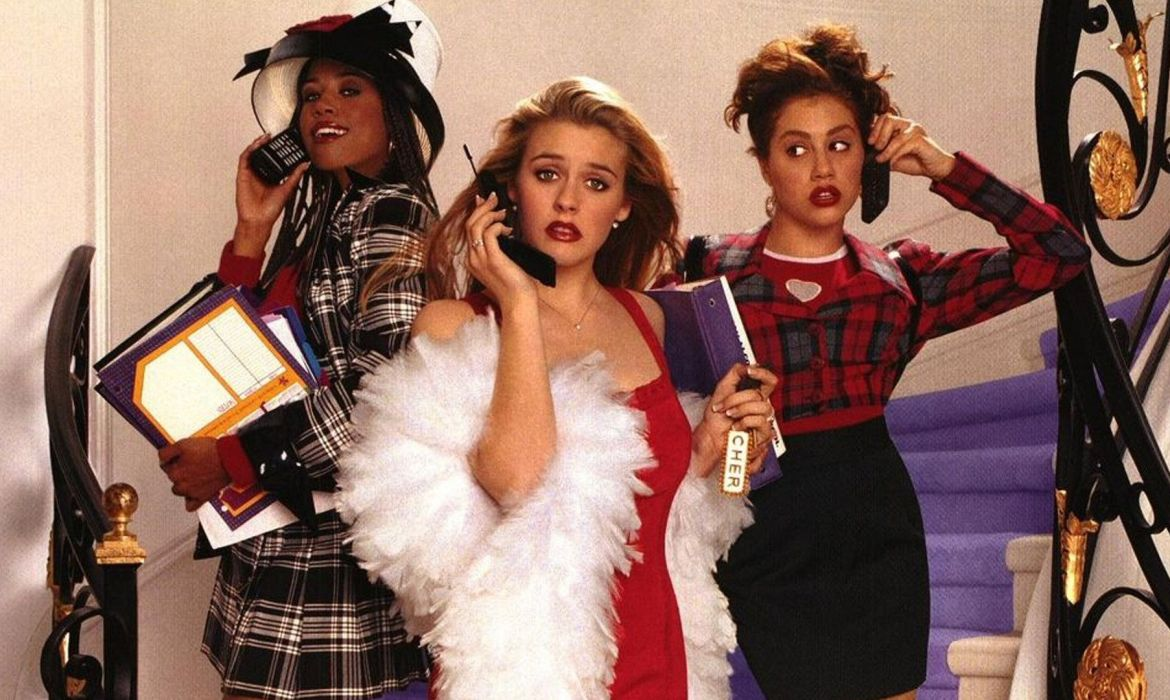 poster for clueless 1995 film