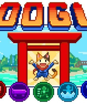 doodle champion island games
