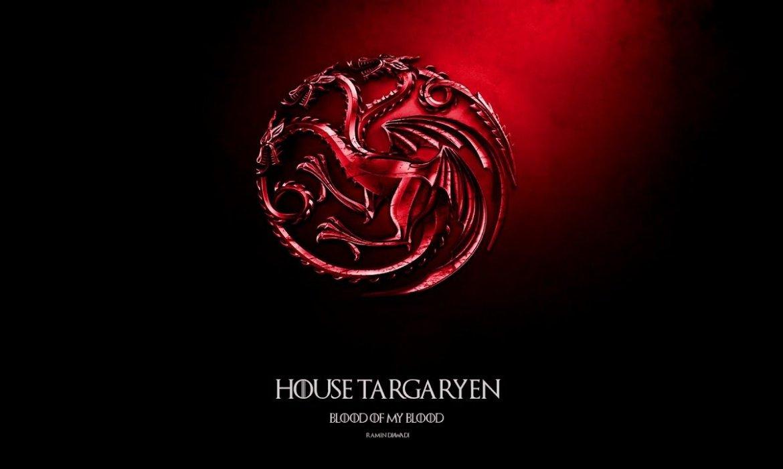 Targaryen House Sigil