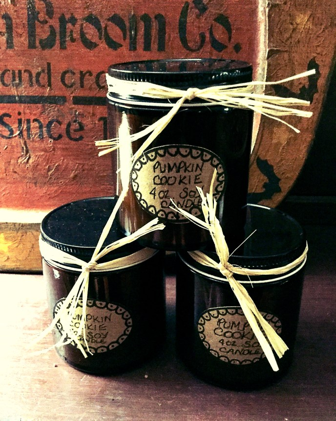 4oz. Soy Candles