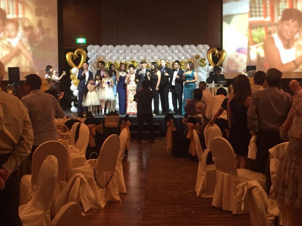 Singapore Island Country Club Wedding