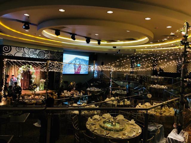 Mandarin Orchard Hotel Singapore ballroom
