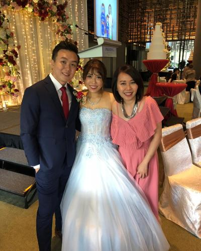 Parkroyal on Pickering Singapore Wedding Emcee