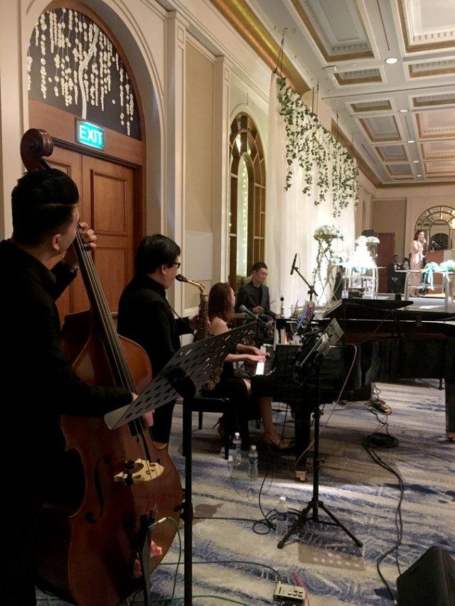 Four Seasons Hotel Singapore Wedding Ballroom