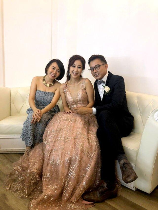 Chijmes Wedding Emcee