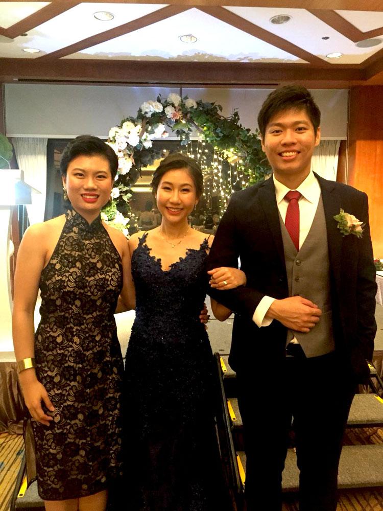 Wedding Emcee/MC at Skysuite@Equinox