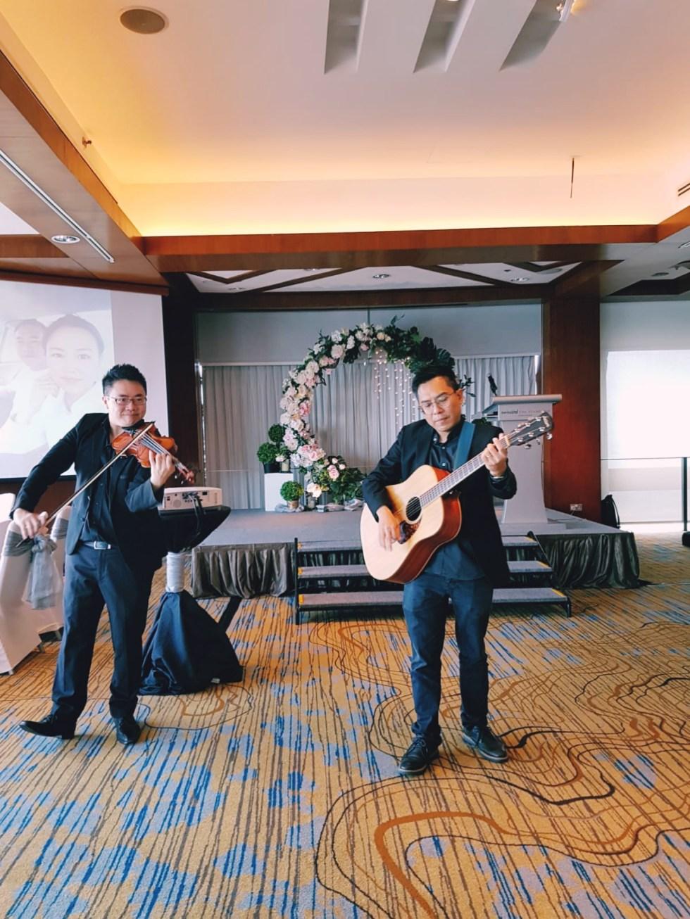 SKAI Weddings Swissotel stamford room4 level 69