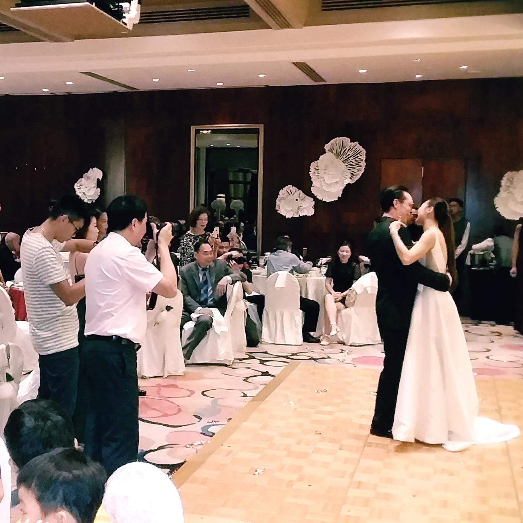 Sofitel Sentosa Ballroom Wedding