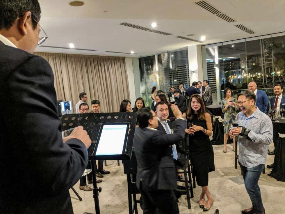 One Marina 15 Constellation Ballroom Wedding Event