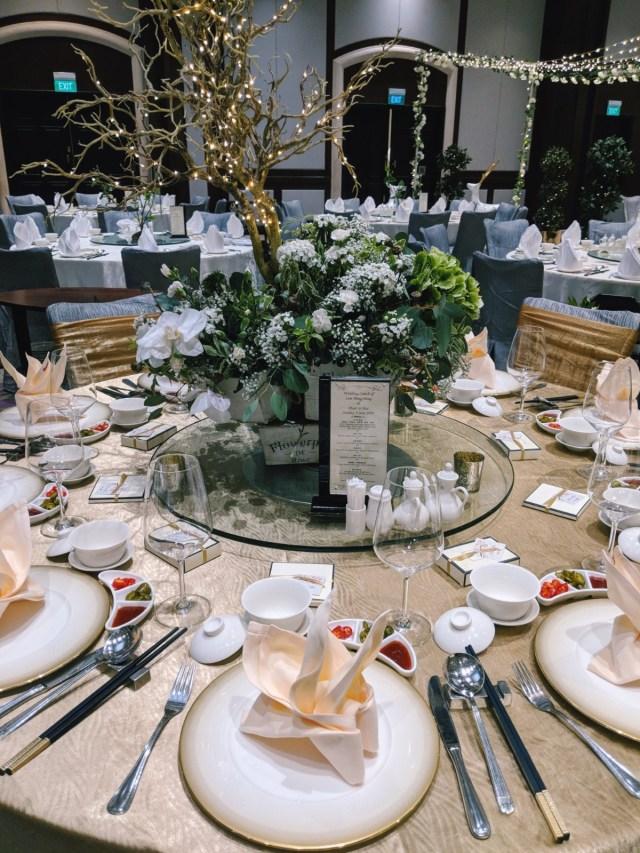Swissotel Merchant Court Wedding Ballroom