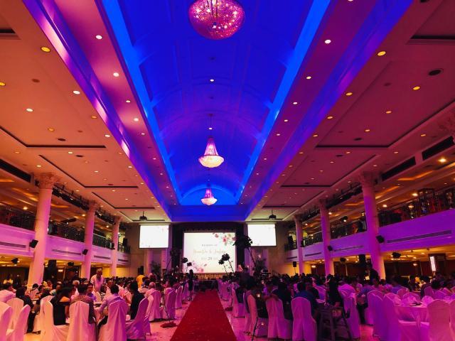 Orchid Country Club Grand Ballroom Wedding Hall