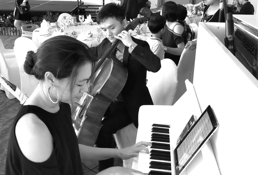 Piano Cello Live Music Band Classy Classical Classics Music