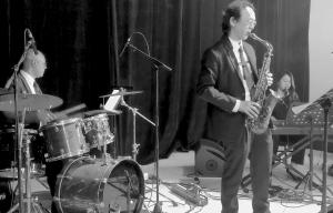 Instrumental Top40s Live Jazz Band Singapore