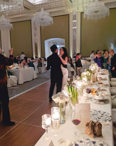 Raffles Hotel Wedding Corporate Event Ballrooml Live Band Music