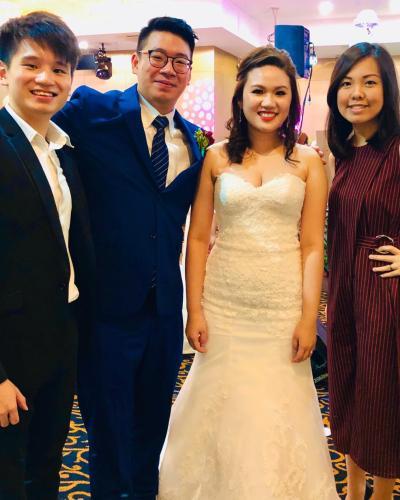Qianxi Farrer Park Wedding