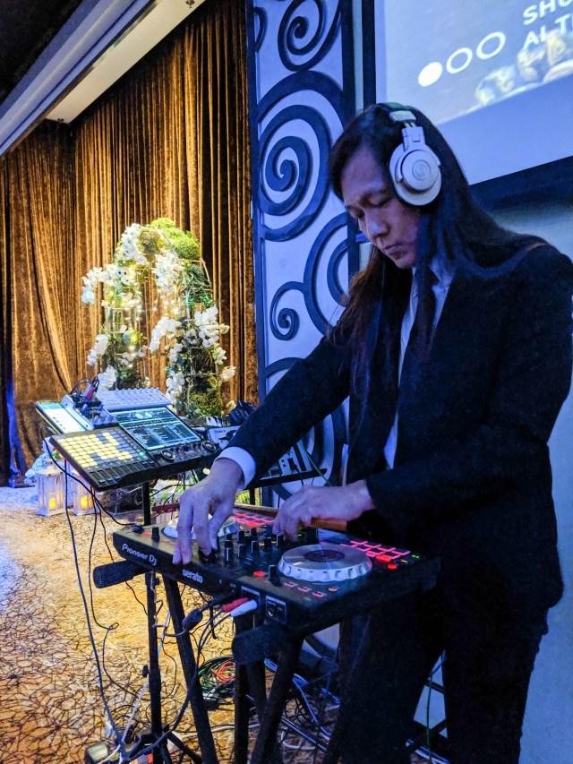 Singapore Wedding Party DJ