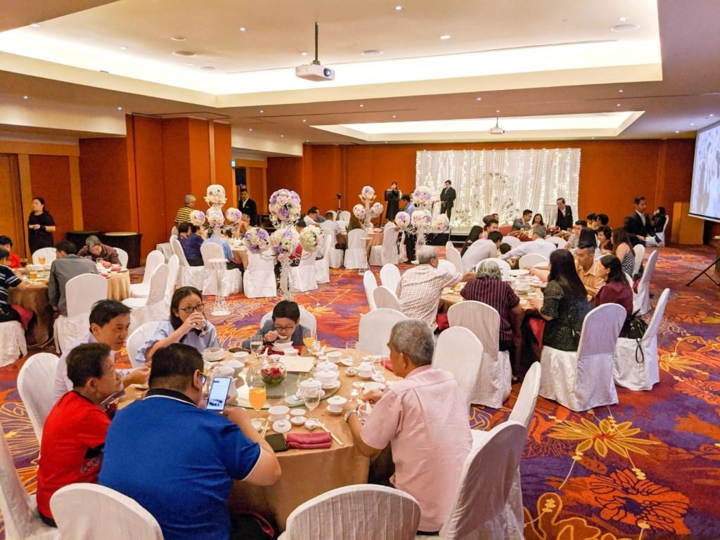 RWS Resorts World Singapore Aquarius Ballroom