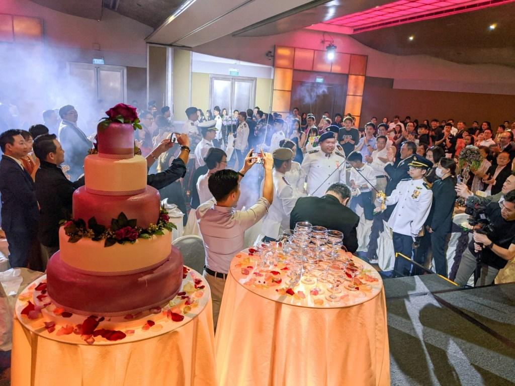 Furama City Centre Wedding Ballroom
