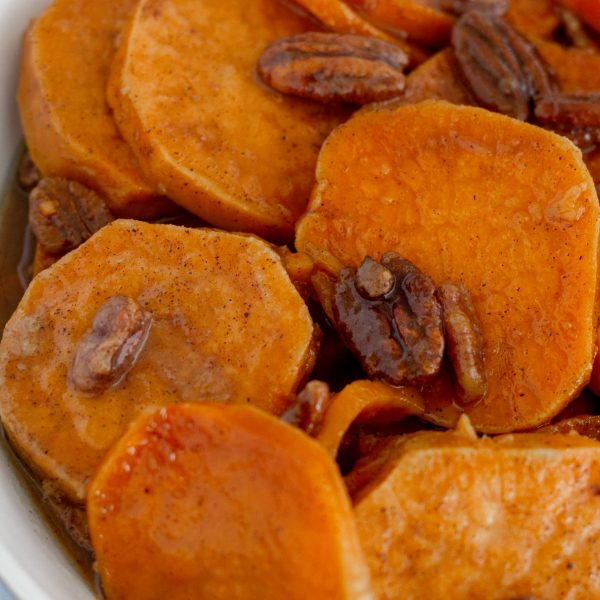 The Best Candied Yams