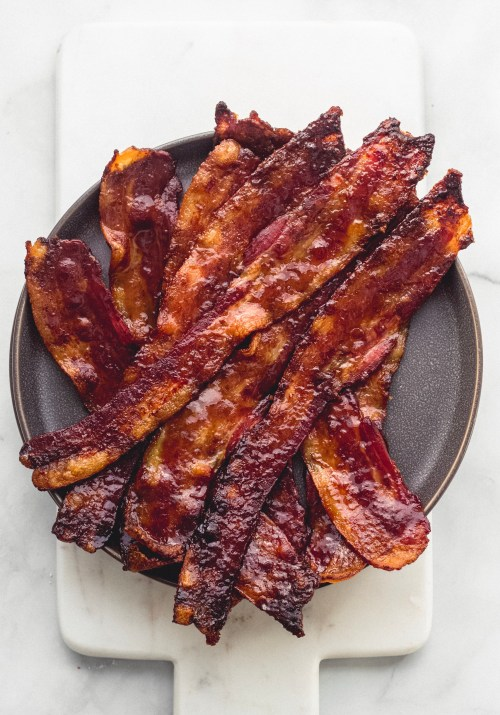Candied Bacon | A Little Food