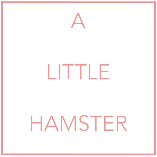 a little hamster