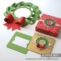 Wreath gift set