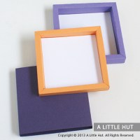 Frames and matchbox card