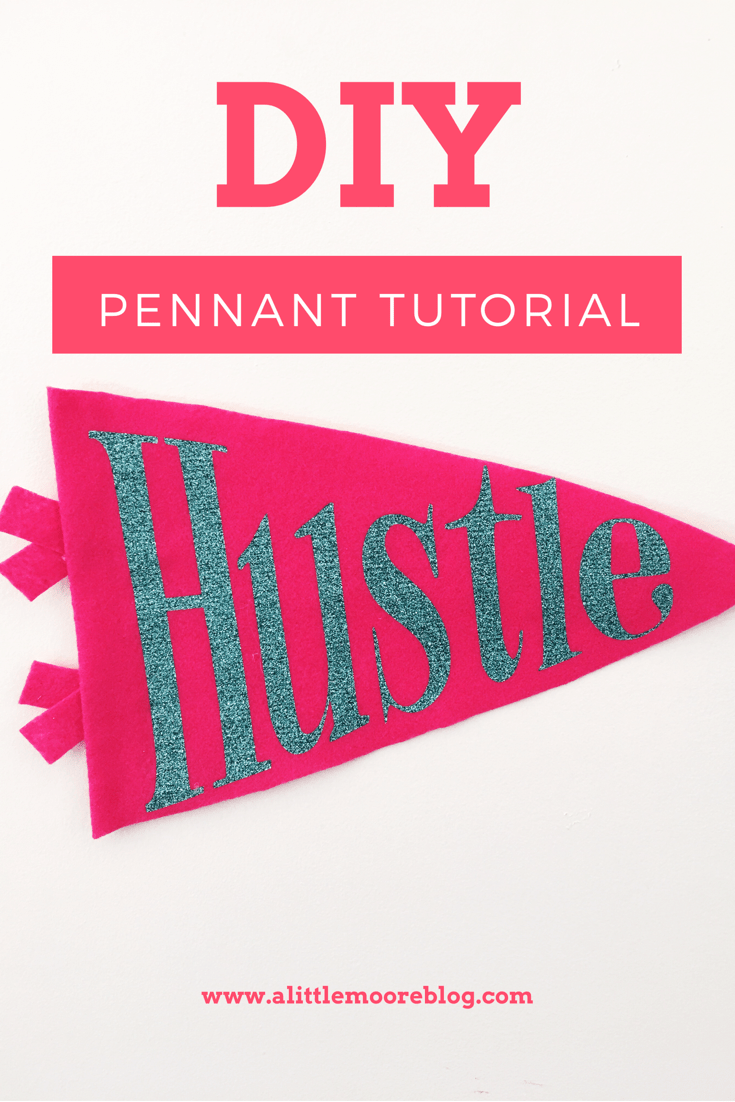 DIY Pennant Tutorial