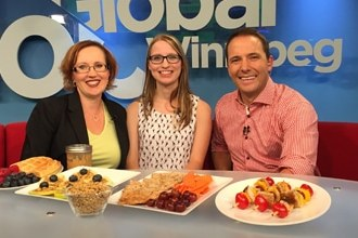 Madelaine Morrish, Registered Dietitian in Winnipeg Manitoba