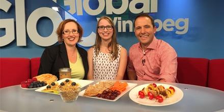 Madelaine Morrish, Registered Dietitian in Winnipeg Manitoba