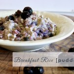 Breakfast rice pudding by Winnipeg Registered Dietitians