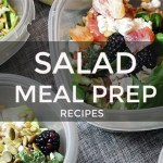 Winnipeg registered dietitian Blood orange salad recipe for meal planning