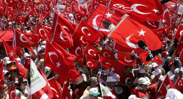 Do the Turkish Protests Symbolise a New Wave of Middle Eastern Uprisings?