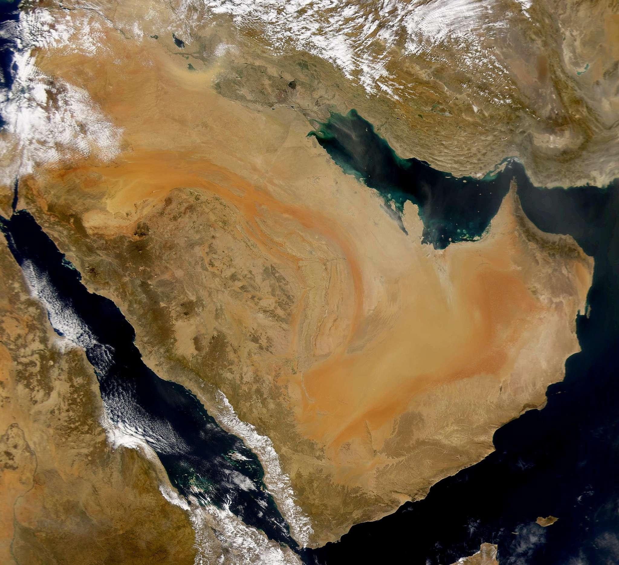 Crossing the Gulf: The Modern Arabic-Iranian 'Cold War'