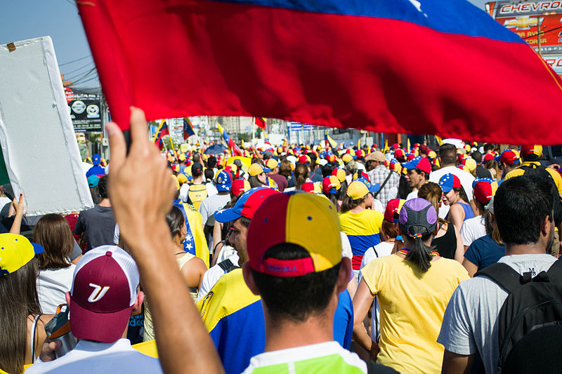Is Venezuela on Rocky Ground?