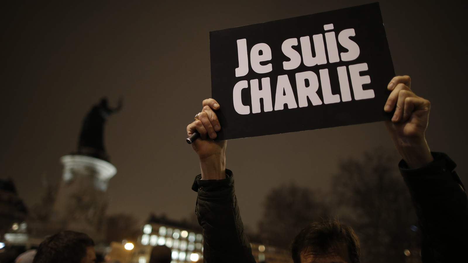 'Je Suis Charlie' – Our Fight For Freedom
