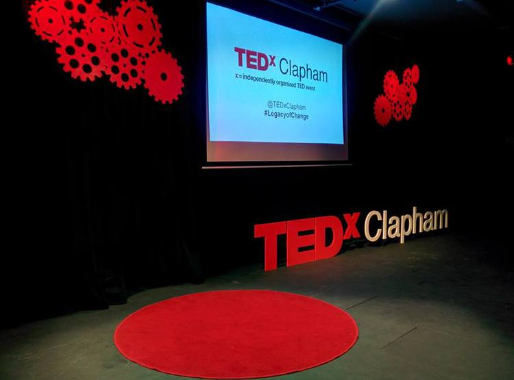 When A Little View of the World met TEDxClapham