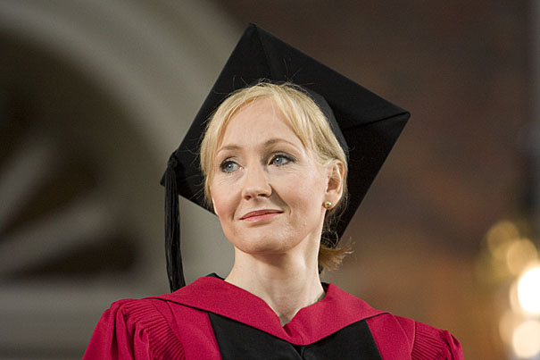 Harvard Commencement Address, 2008 – J.K. Rowling